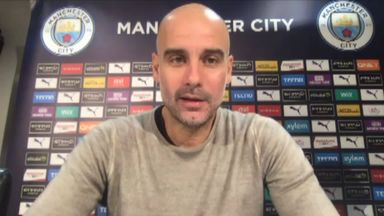 Guardiola: We want to be as safe as possible