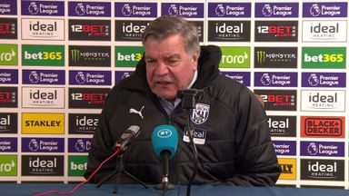 Allardyce tells his players a few 'home truths'