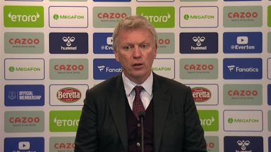 Moyes: We're not ready to compete with the top teams