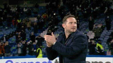 'Lampard sacking brutal, hasn't said goodbyes'