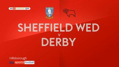 Sheffield Wednesday 1-0 Derby