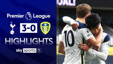 Son reaches landmark as Spurs crush Leeds