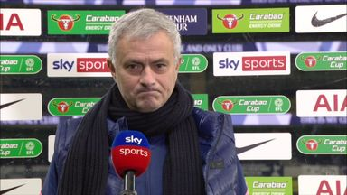 Jose rotates for Brentford clash