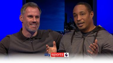 Carra and Ince's Liverpool-Man Utd XI