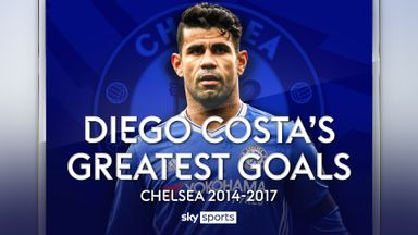 Diego Costa's greatest PL goals