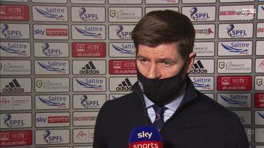 Gerrard expecting tough game