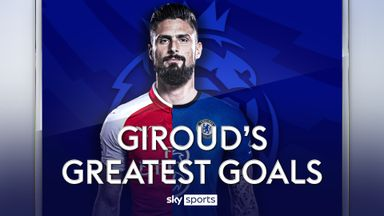 Giroud's Greatest PL Goals