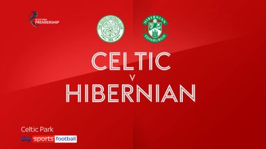 Celtic 1-1 Hibernian