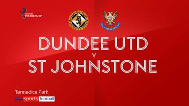 Dundee Utd 2-2 St Johnstone