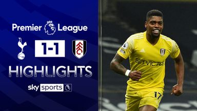 Cavaleiro header earns Fulham draw at Spurs