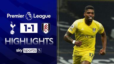 Cavaleiro header earns Fulham draw at Spurs