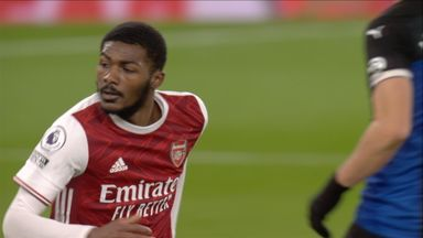 Chance for Maitland-Niles (63)