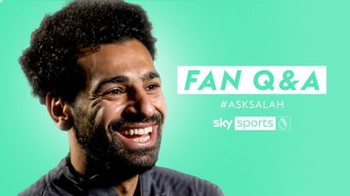 #Ask Salah: Fan Q&A with Mohamed Salah