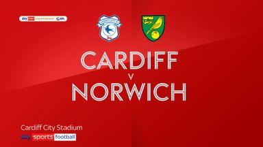 Cardiff 1-2 Norwich