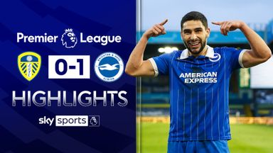 Brighton edge Leeds with Maupay winner