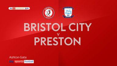 Bristol City 2-0 Preston