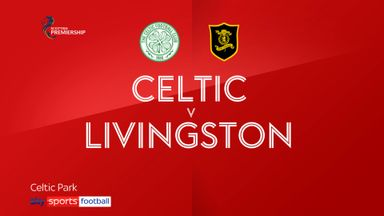Celtic 0-0 Livingston