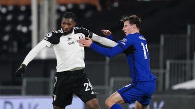 HT Fulham 0-0 Chelsea