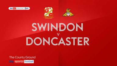 Swindon 1-2 Doncaster