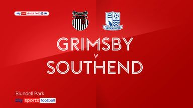 Grimsby 0-0 Southend