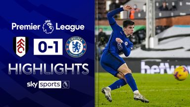 Mount secures Chelsea win at 10-man Fulham