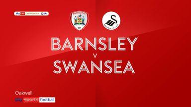 Barnsley 0-2 Swansea