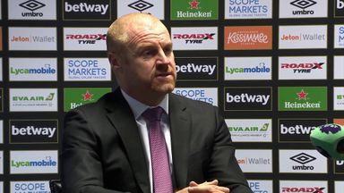 Dyche: We've made progress