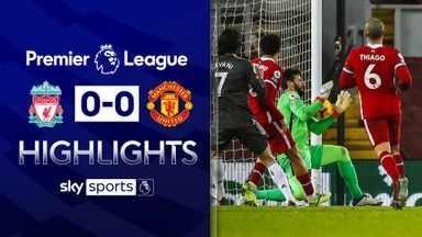 Man Utd stay top after Anfield stalemate