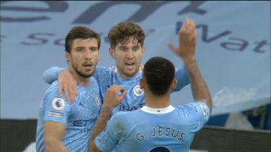 Stones gives City the lead! (26)