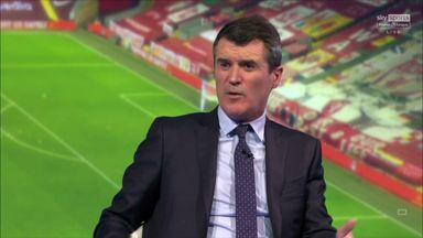 Keane: United moving in the right direction