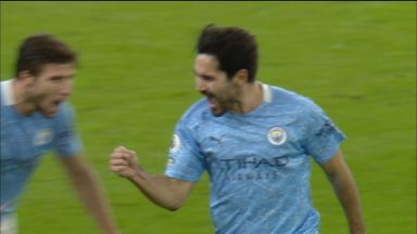 Sensational strike from Gundogan!