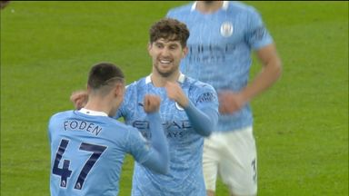 Stones fires in City's third!