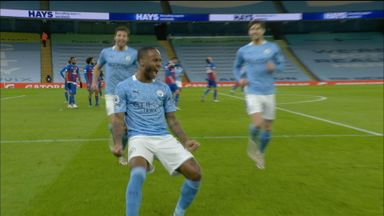 Sterling scores with brilliant free-kick!