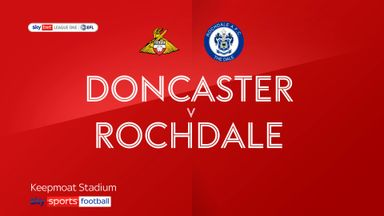 Doncaster 1-0 Rochdale