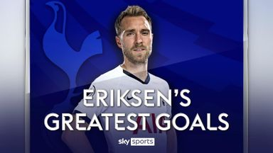 Eriksen's Best Premier League Goals