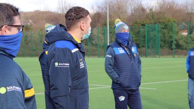 Sinfield: Safety is paramount
