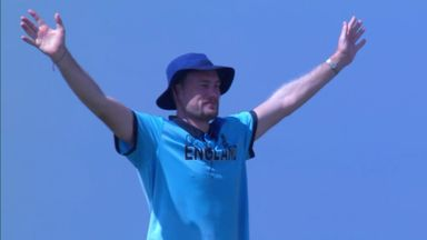 Root salutes England's superfan