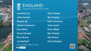 England's rotation policy analysed