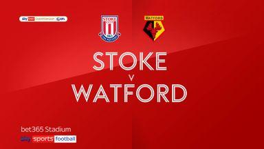Stoke 1-2 Watford