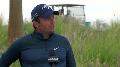 Molinari: I knew I was playing well