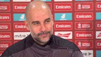 Pep pleads with Cheltenham: No beers in bar!