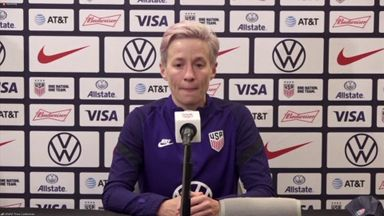 Rapinoe: I'd be devastated if Tokyo's cancelled