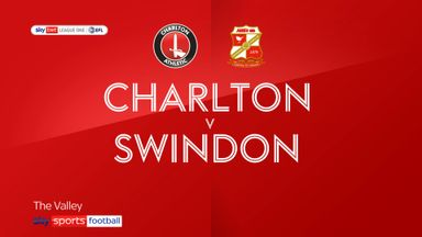 Charlton 2-2 Swindon