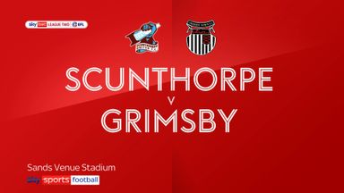 Scunthorpe 3-0 Grimsby