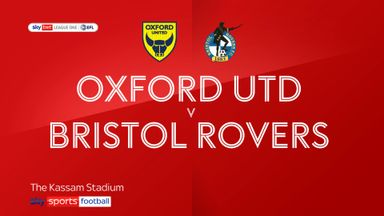 Oxford Utd 2-0 Bristol Rovers