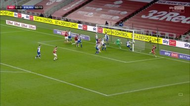Boro denied by the post