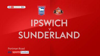 Ipswich 0-1 Sunderland