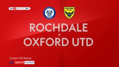 Rochdale 3-4 Oxford