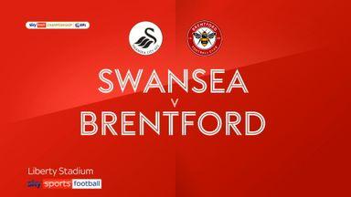 Swansea 1-1 Brentford