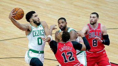 NBA Wk6: Celtics 119-103 Bulls